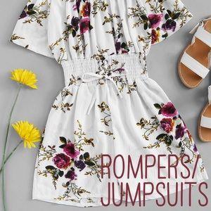 Pants - ROMPERS/JUMPSUITS